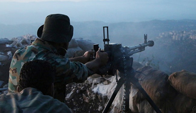 FRONT VIDEO: Syrian Army Units Repel Terrorists' Attacks in Latakia Villages
