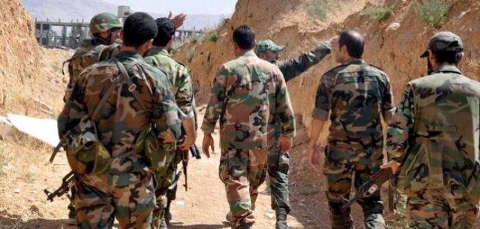 Syrian army steps away from retaking strategic Qalamoun area