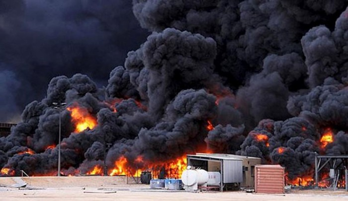 Several Oil Tankers of ISIS Destroyed in Syrian Army Attacks in Sweida