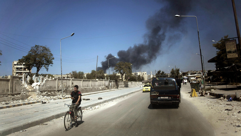 Mideast Syria Brutal War