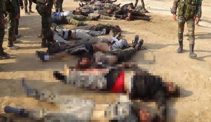 SAA Killed Top Commanders of Fatah Al Sham, 80 More Terrorists in Homs