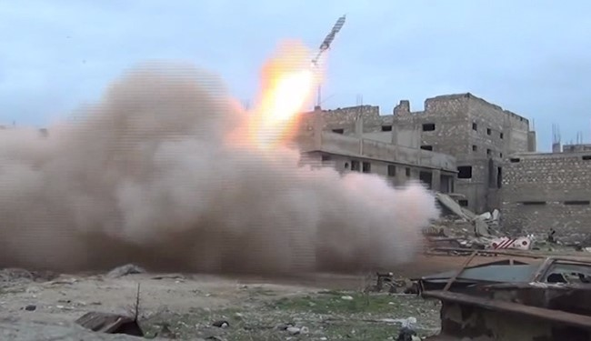 VIDEO: Terrorists' Rocket Shells Attack Kills One Girl, Injures 5 People in Aleppo