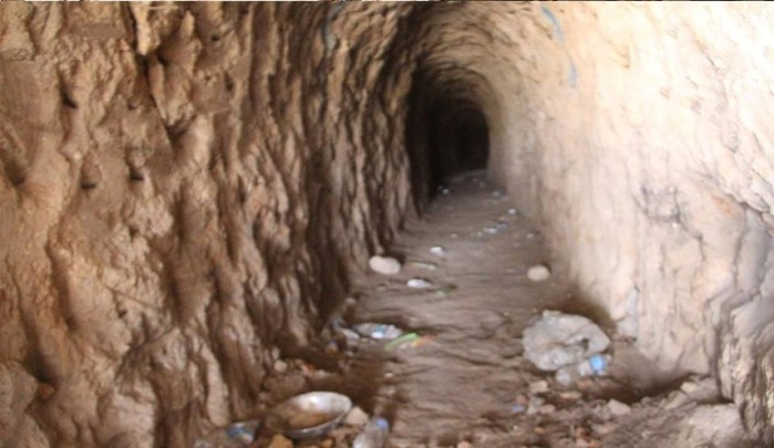 Syria Government Troops Destroy Terrorists' Tunnel in Jobar
