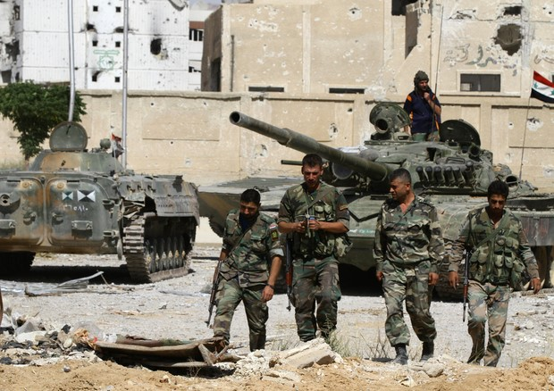 SYRIA: ISIS Terrorists Defeated by Syrian Army at Deir Ezzor Airport
