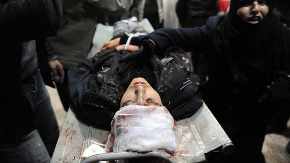 death-syria