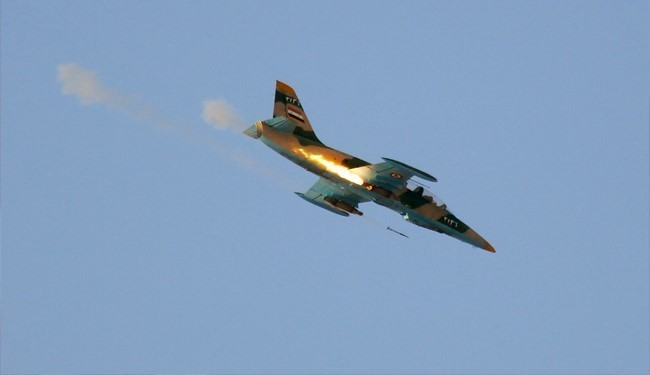 VIDEO: Syrian Air Force Destroys ISIS Strongholds in Hama & Deir Ezzor