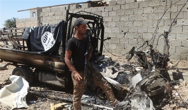 ISIS's 'Military Operations Room' Chief Killed North of Iraq's Mosul
