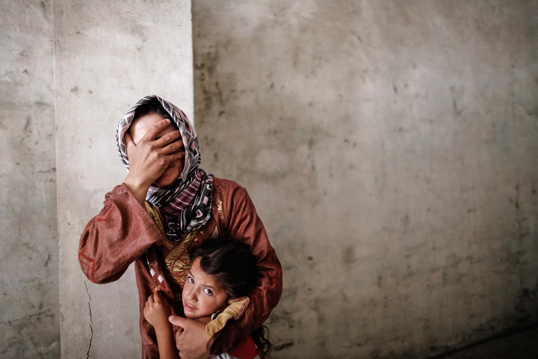 Image: TOPSHOTS-SYRIA-CONFILCT-ALEPPO