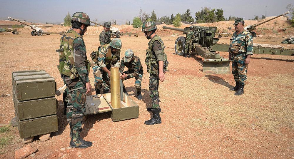syrian-army-damascus