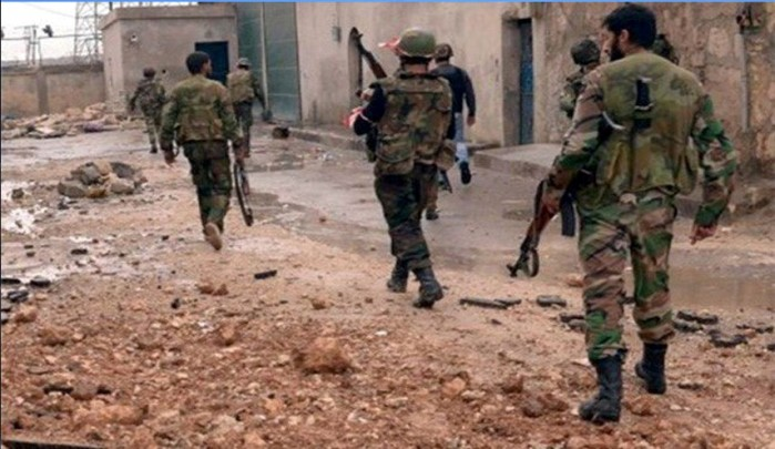 Syrian Army Pounds Strongholds of Terrorists Heavily in Eastern Ghouta