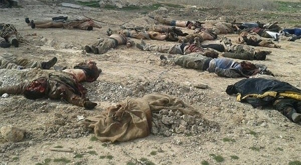 SYRIA: Over 30 ISIS Terrorists Killed in Deir Ezzur