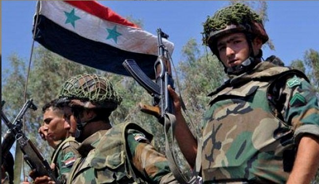 Syria army moves to liberate Deir ez-Zor