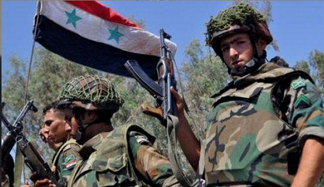 Syria army moves to liberate Deir ez-Zor