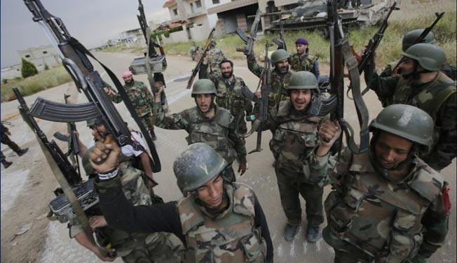 Syrian army kills several militants in Daraa