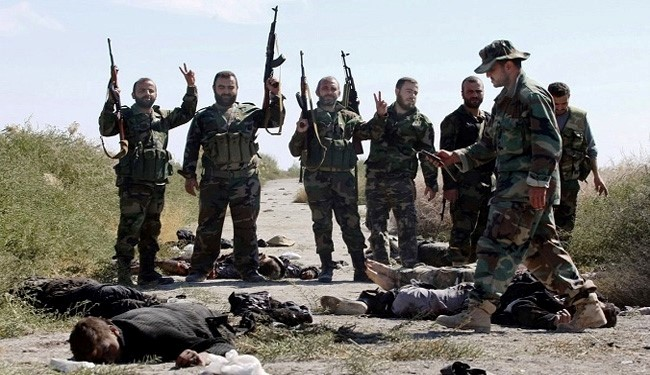 Syrian Army Troops Kill More Than 30 Terrorists in Hama, Idlib