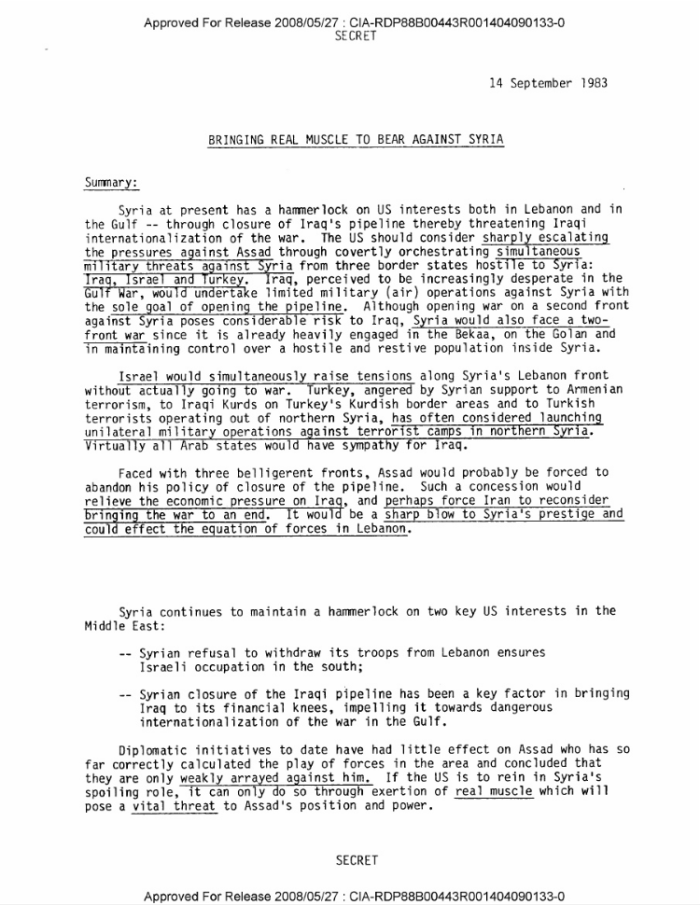 Cia dating policy