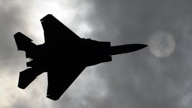 airstrike USRussian