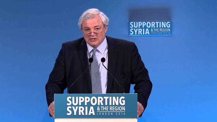 Syria supporting
