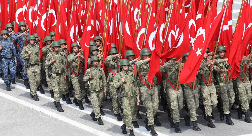 Tyrkish army