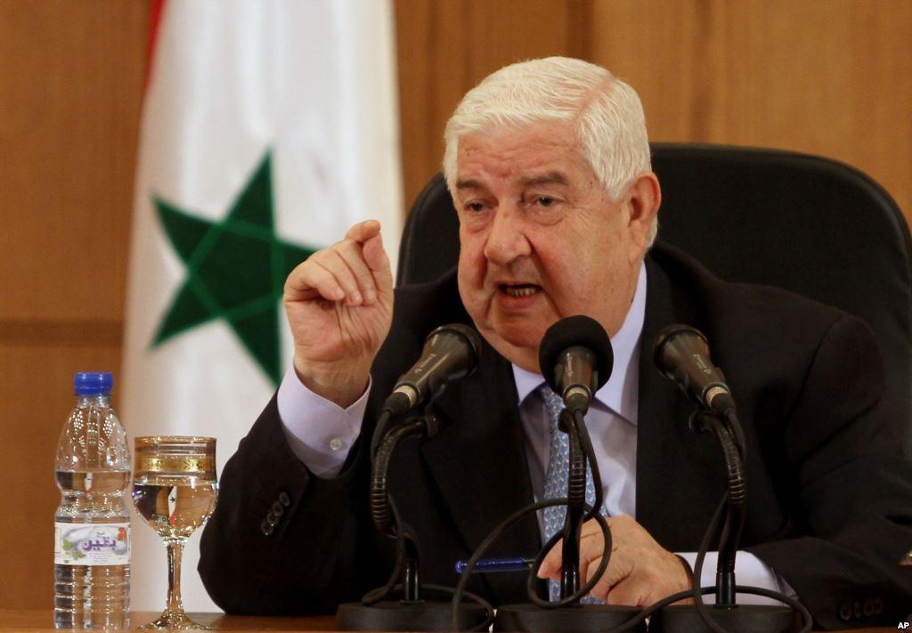 Syrian-FM