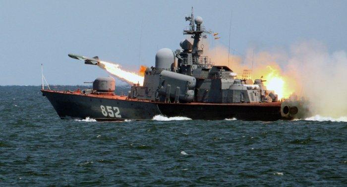 warship RF
