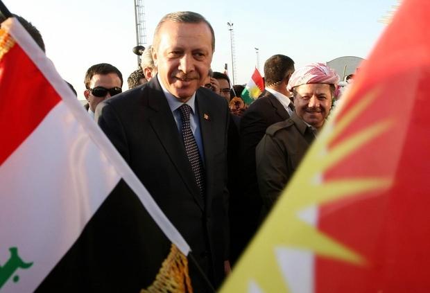 IRAQ-TURKEY-KURDS-DIPLOMACY