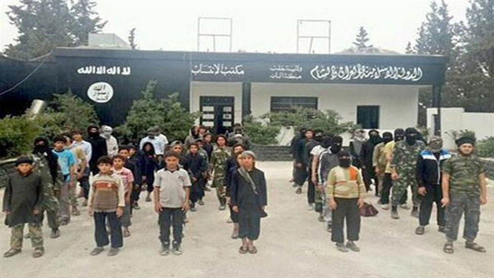 ISIS TERRORISTS EDUCATE CHILDREN TO CARRY OUT TERRORIST