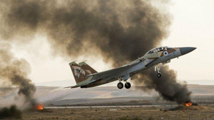israeli bombing