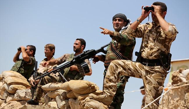YPG Kurdish Fighters Regain Village from Terrorists in Aleppo Province