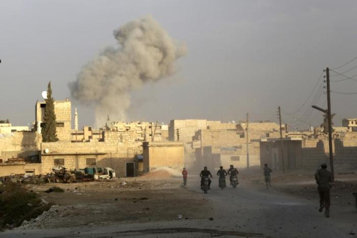 Raqqa-airstrike