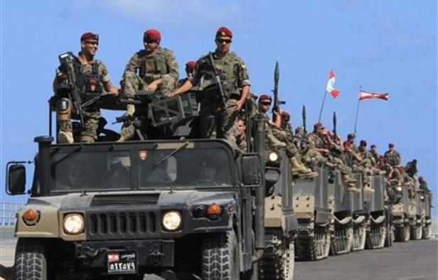 LEBANESE ARMED FORCES ARE GOING TO CLEAR THE BORDER FROM ISIS
