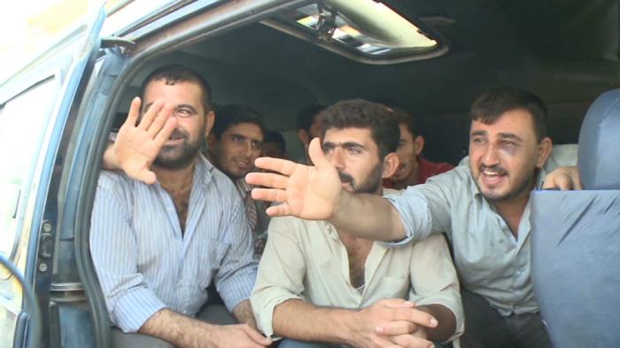 prisoner Syria