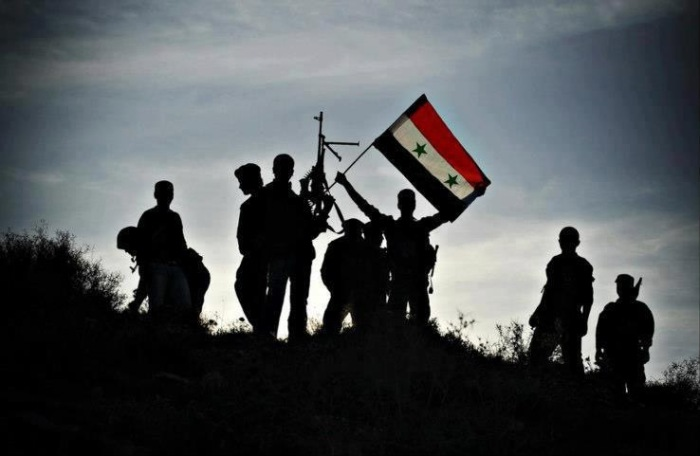 SAA shut down ISIS'
