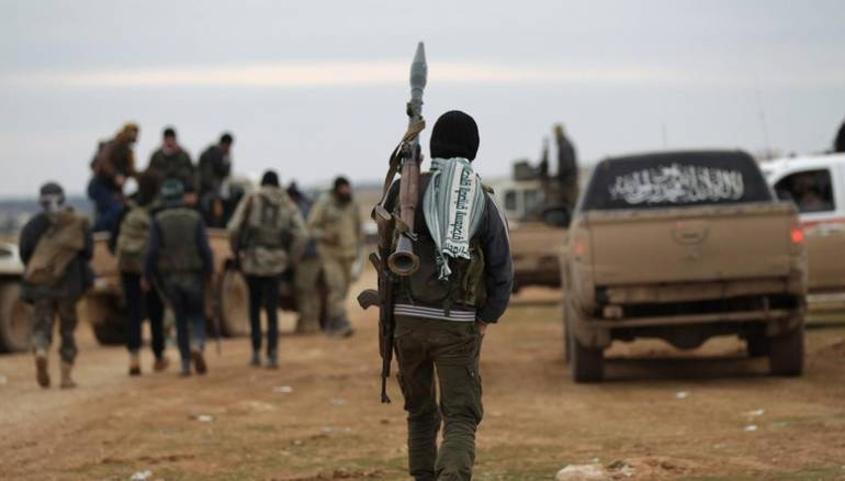 Severe Fights Intensified between Rebels and Tahrir al Sham in Eastern Damascus