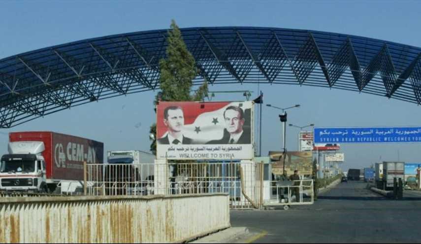 اتفاق لفتح معبر نصيب... تحت السيادة السورية