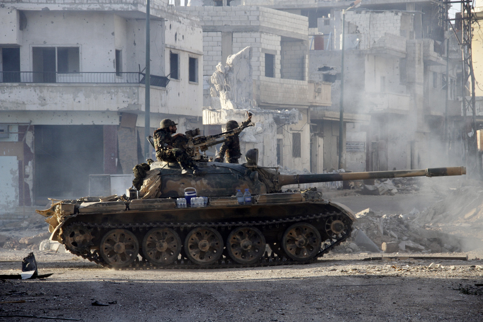 SYRIA-CONFLICT-QUSAYR