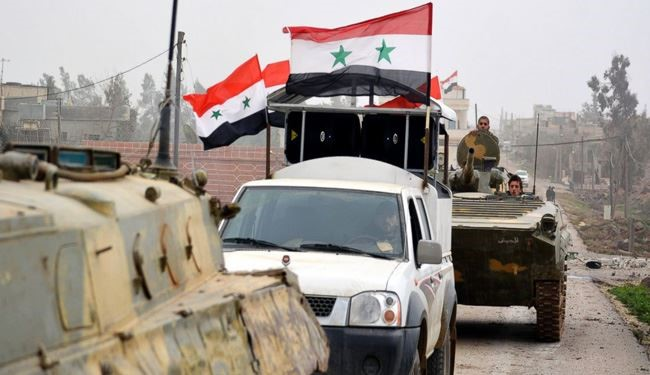 After Palmyra Victory Syrian Army Plans to Break ISIS Siege on Deir Ezzor