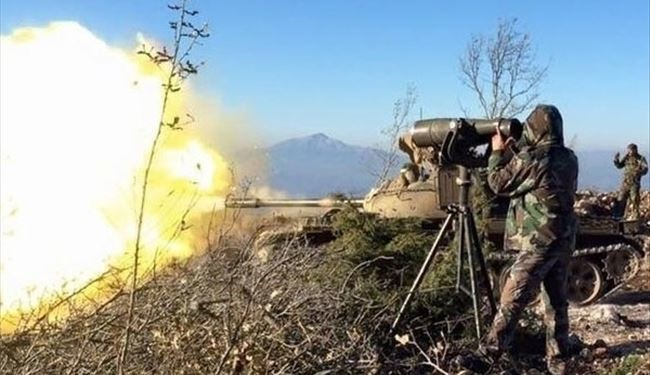 Syrian Army, Terrorists Engage in Tough Battle in Northern Homs