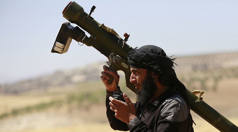 US ADVANCED WEAPONS FALL INTO HANDS OF ISIS VIA SYRIAN REBELS