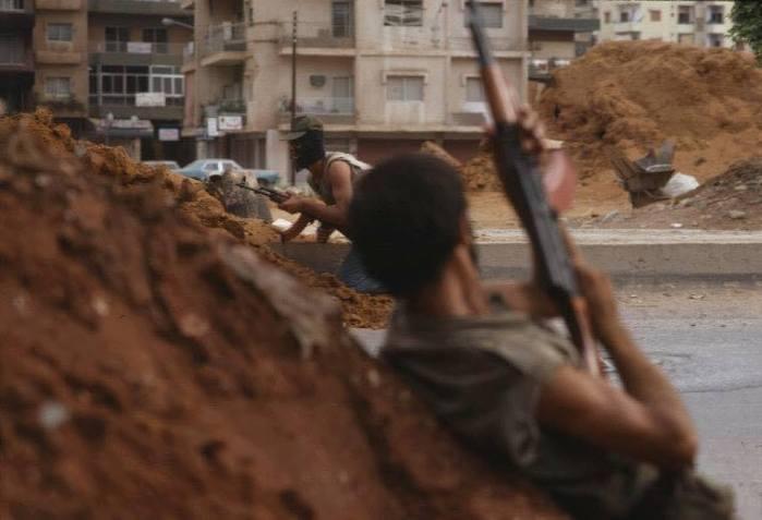 ISIS&Rebels