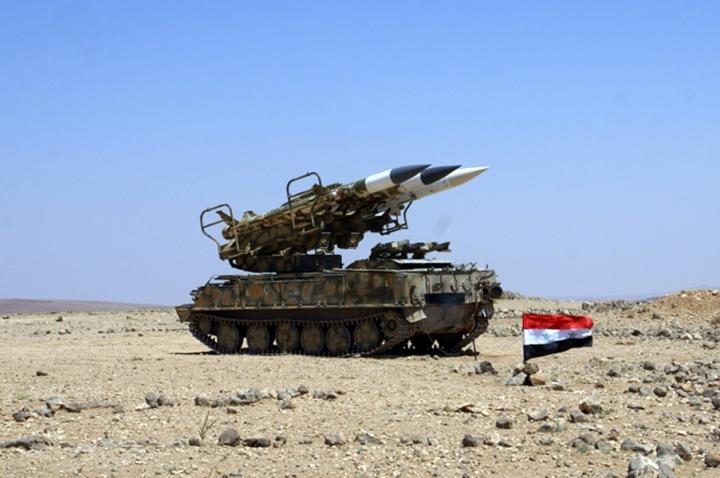Αποτέλεσμα εικόνας για Syrian air defense systems