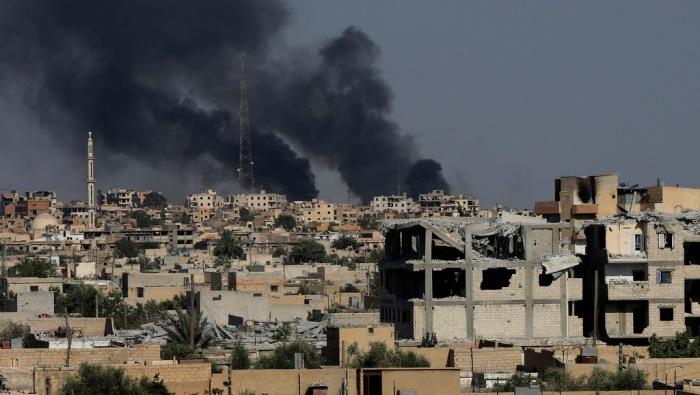 Syria Raqqa